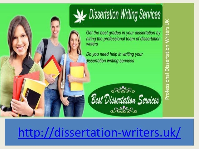 Dissertation Writers UK, Dissertation Services UK, Dissertation ...