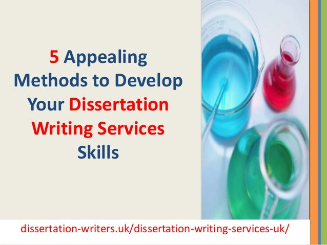 Professional dissertation writing service you