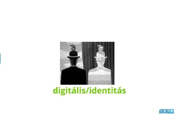 Digitális identitás