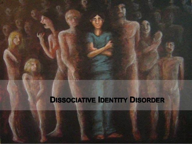 Dating sites for dissociative identity disorder