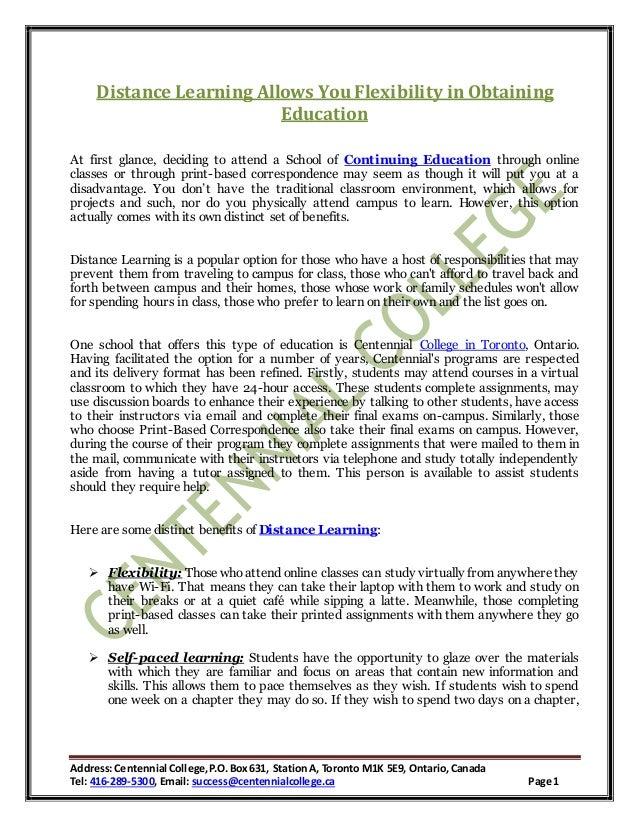 Address:Centennial College,P.O.Box631, StationA, Toronto M1K 5E9, Ontario,Canada Tel: 416-289-5300, Email: success@centenn...