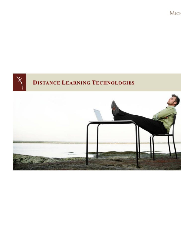 Distance Learning Technologies