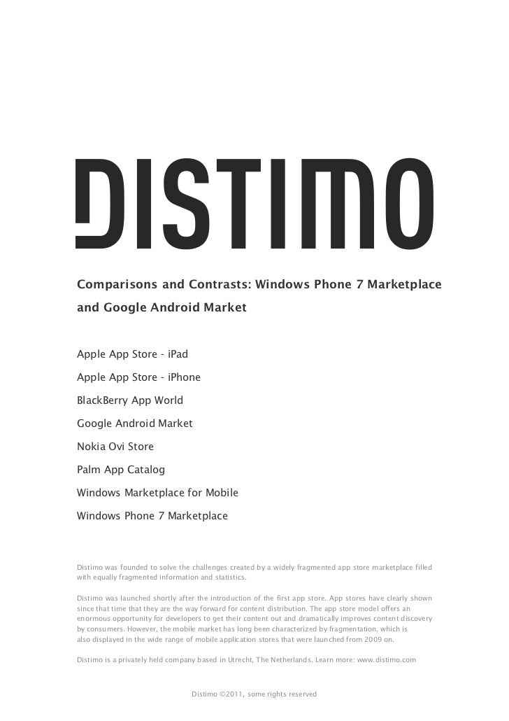 Distimo publication-january-2011