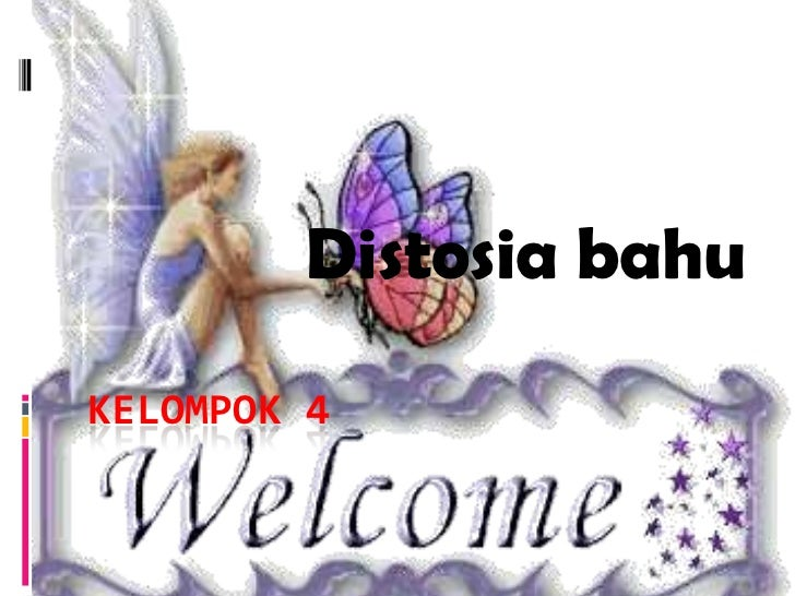 Distosia bahuKELOMPOK 4