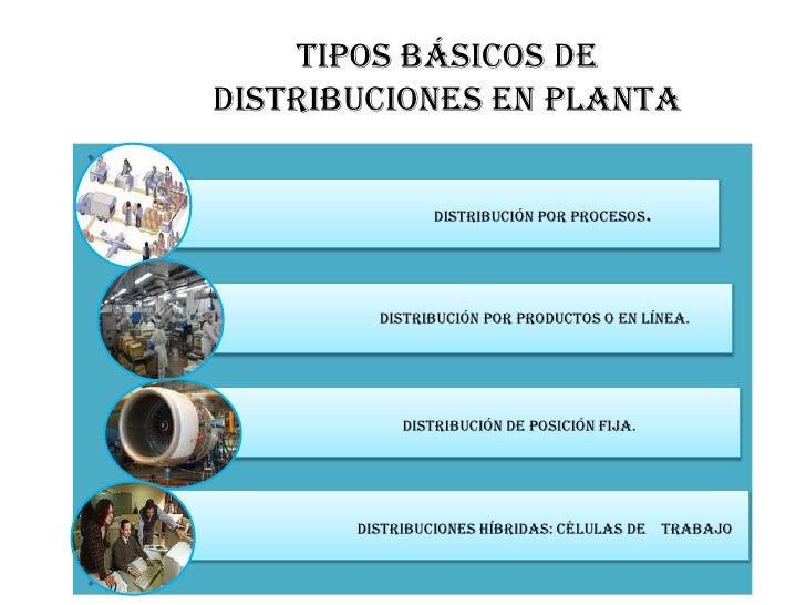 de la planta aplicado a plantas quimicas distribucion de