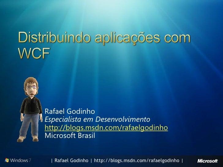 Distribuindo Aplicações com WCF