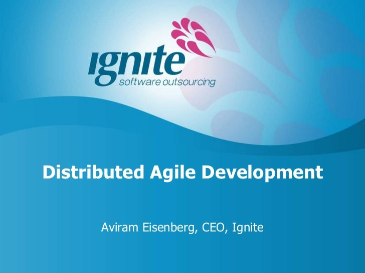 Distributed Agile Development