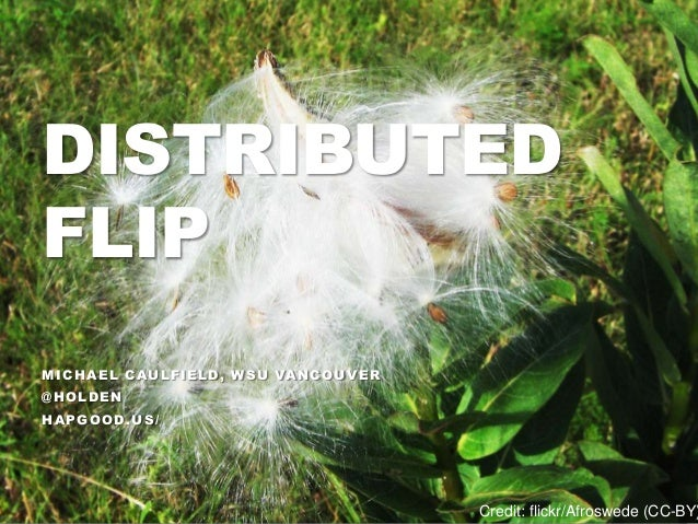 Distributed flip