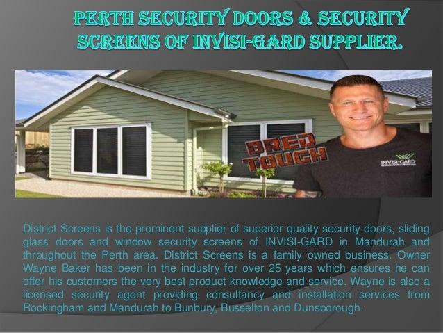Perth Security Doors & Security Screens of INVISI-GARD Supplier.   638 x 479 · 117 kB · jpeg