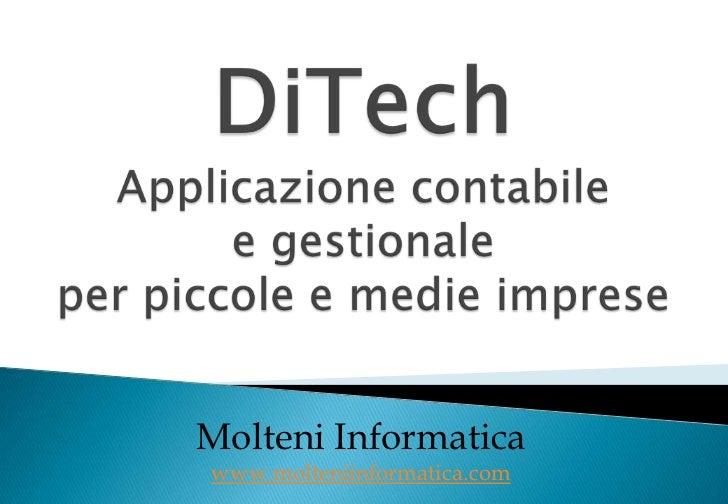 Molteni Informaticawww.molteniinformatica.com