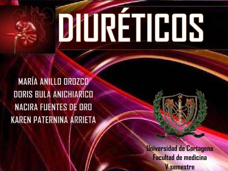 Universidad de Cartagena  Facultad de medicina       V semestre