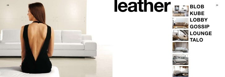 28        leather   BLOB                KUBE                         29                    LOBBY                GOSSIP    ...