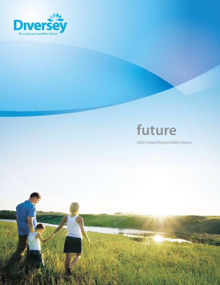 future 2009 Global Responsibility Report