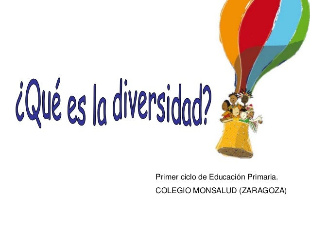 Primer ciclo de Educación Primaria. COLEGIO MONSALUD (ZARAGOZA)