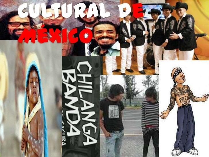 cultural deMéxico