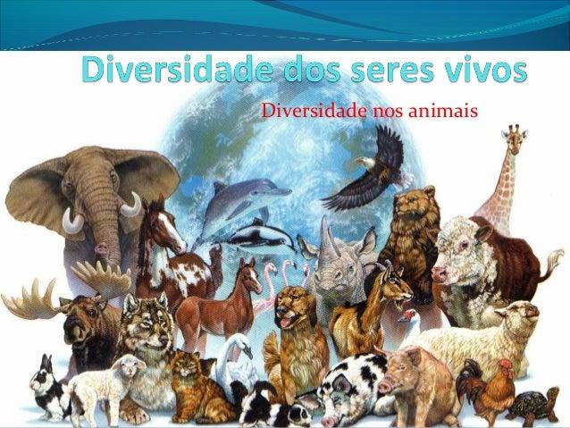Diversidade nos animais