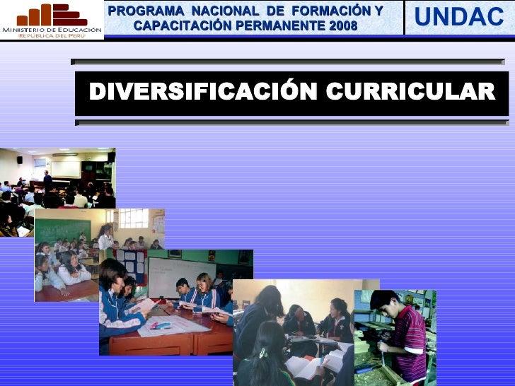 DiversificacióN Final