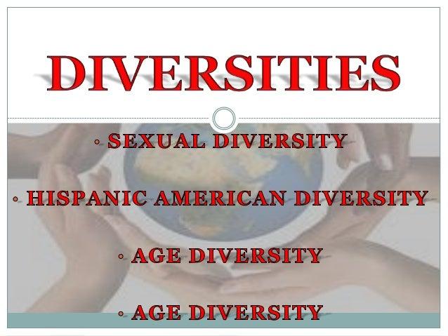 Diversities
