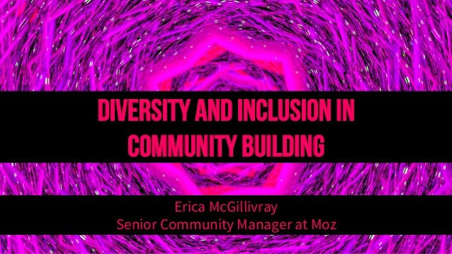 "using diversity and inclusion to provide The organisation's global diversity and inclusion vision is ""to maximise the global power of diversity and inclusion to drive superior business results and sustainable competitive advantage."