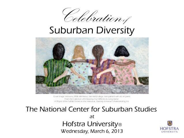 Diversity Journal - March 6, 2013