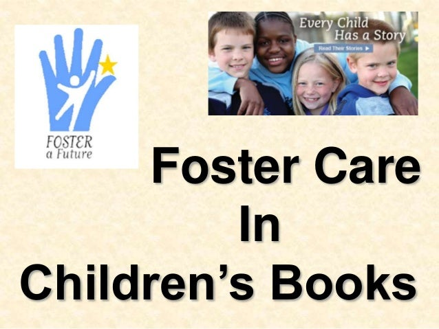 Foster Care In Children's Books