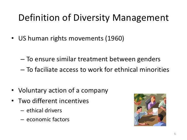 understanding and managing diversity essay Feel free to use this essay example managing diversity and civility as modern civility can be better obtained with a cultural understanding and a shared.
