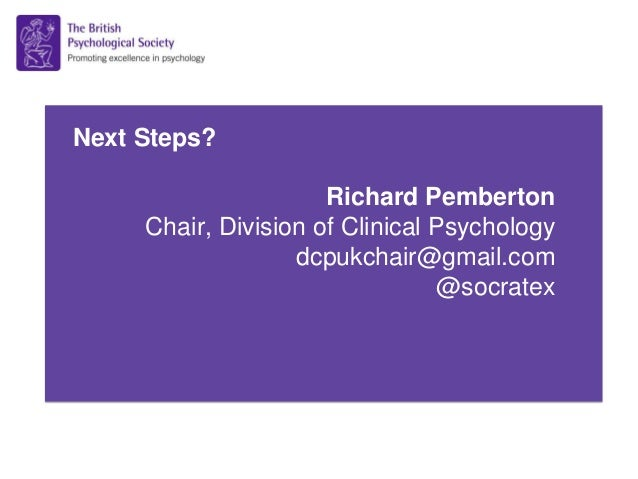What are the steps to becoming a Clinical Psychologist?