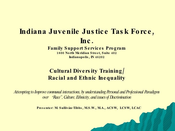 Diversity Training2010