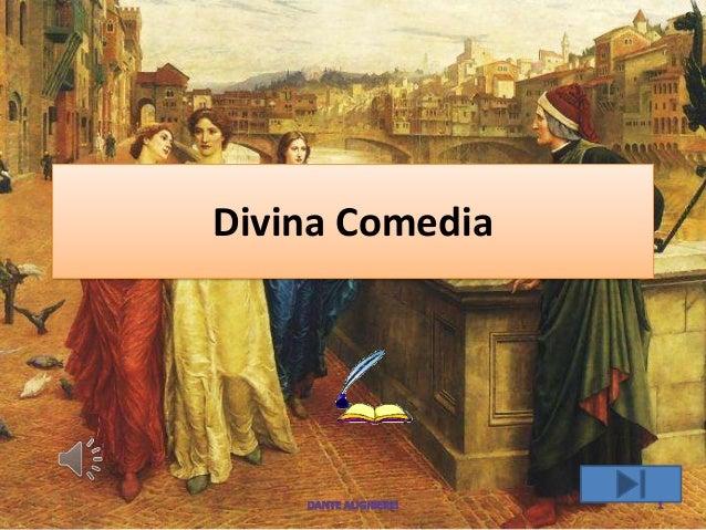 Divina comedia (3)