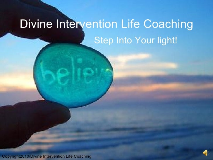 Divine intervention life coaching2