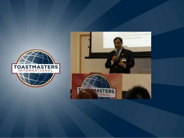 SIA Toastmasters Bedok Toastmasters Chapter Meetings