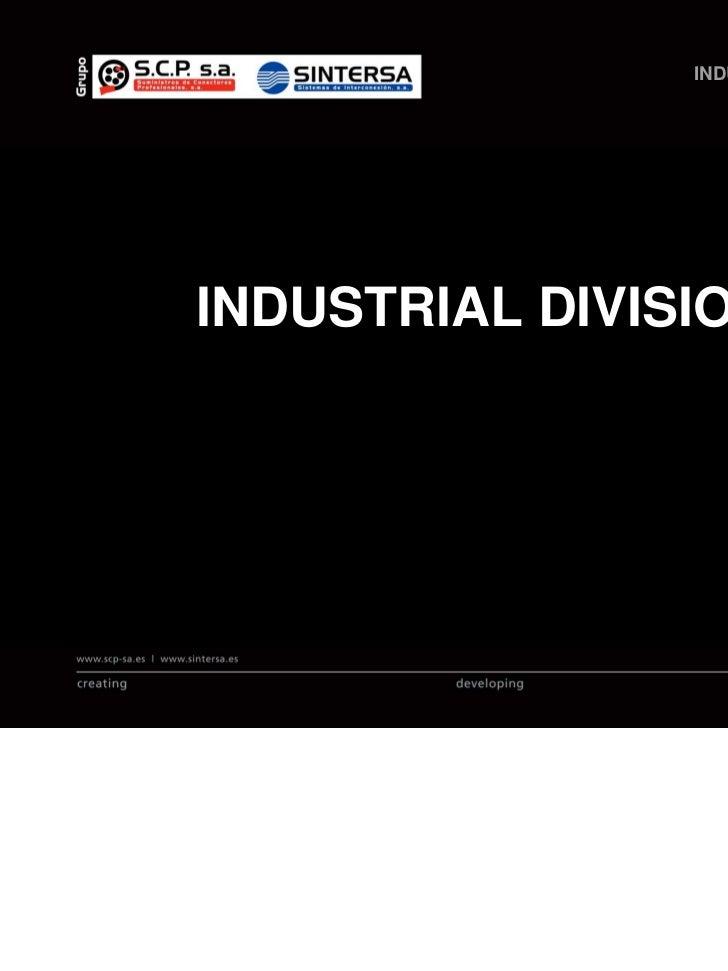 Industrial Dep.