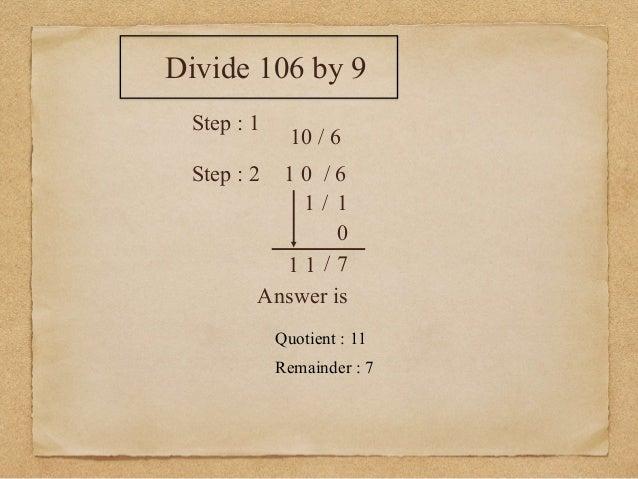 vedic maths division tricks pdf