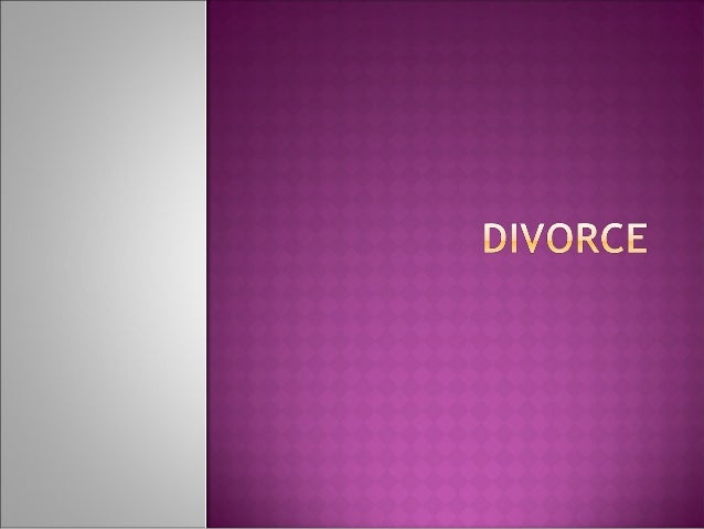   The most common cause of          divorce is selfishness.   It could be selfishness with time,    money, work, caring ...