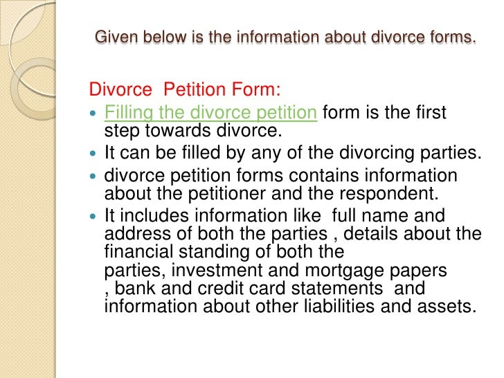 the effect of divorce on children essay