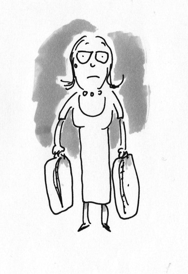 Divorce shift illustrations