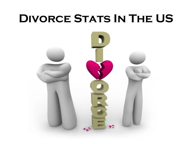 Some Divorce Stats in the US