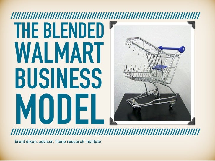 Filene - The Blended Walmart Business Model