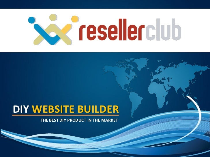 DIY WEBSITE BUILDER     THE BEST DIY PRODUCT IN THE MARKET