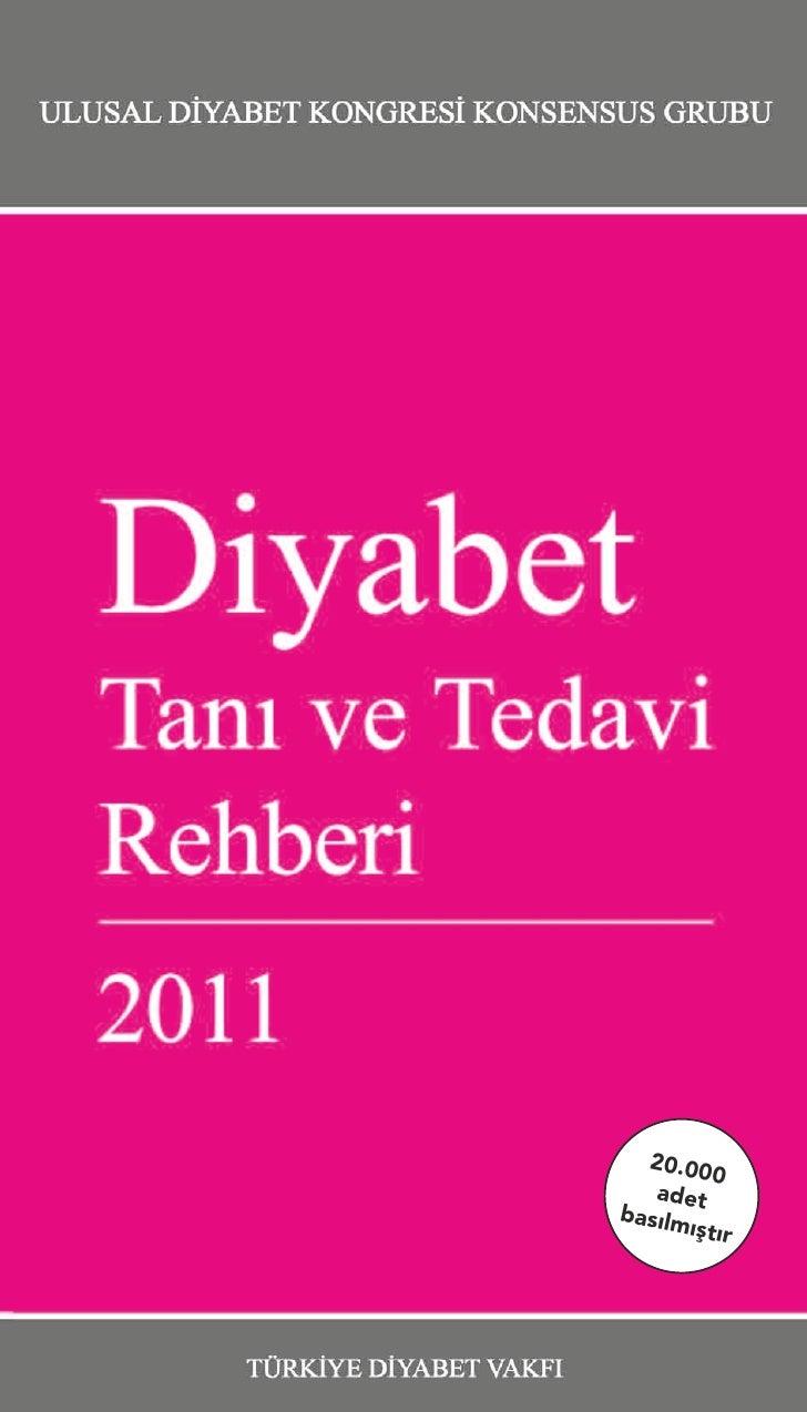 Diyabet Rehberi