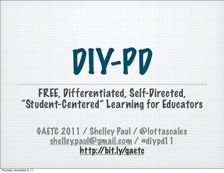 DIYPD GaETC 2011
