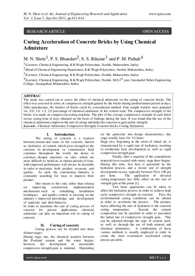 M. N. Shete et al. Int. Journal of Engineering Research and Application www.ijera.com Vol. 3, Issue 5, Sep-Oct 2013, pp.61...