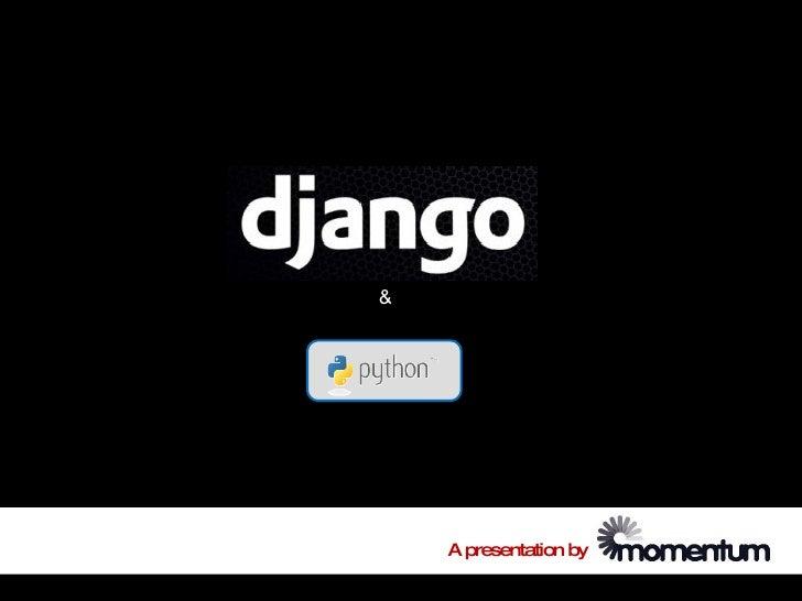 Django Python(2)