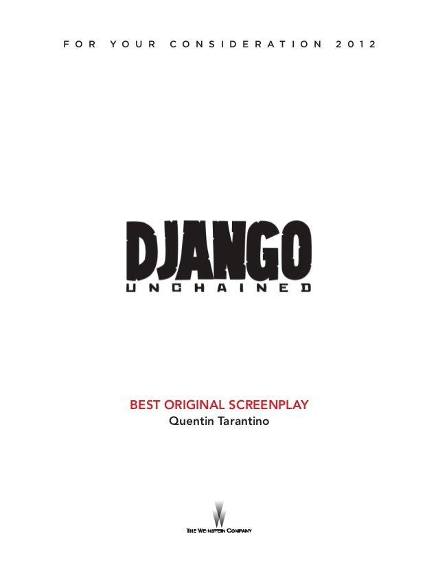 Django Screenplay