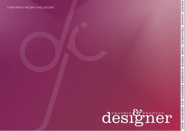DJC - Work Samples 2012