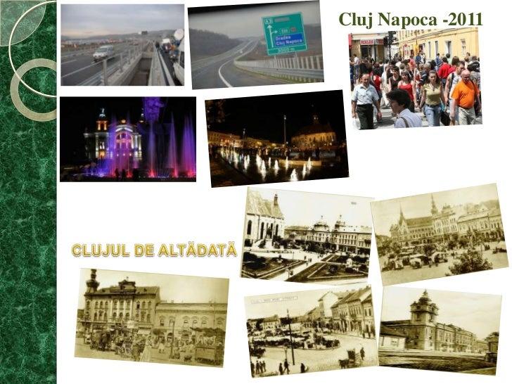 ClujNapoca -2011<br />CLUJUL DE ALTĂDATĂ<br />