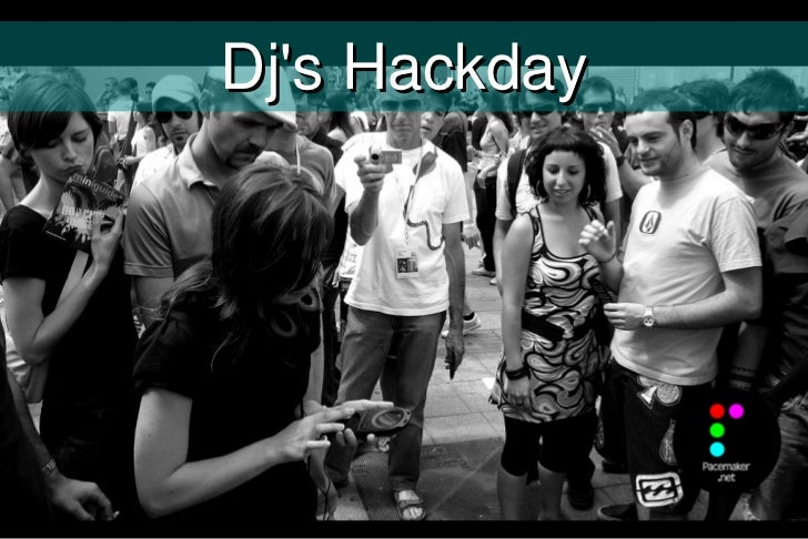Time for a hackday for djs?