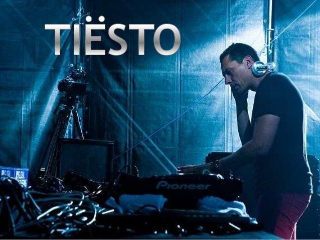  DJ  Tiësto és un dels millors Dj's del món. Ara mateix  és en el lloc número 2 de la revista Dj Mag. És el Dj's que cob...