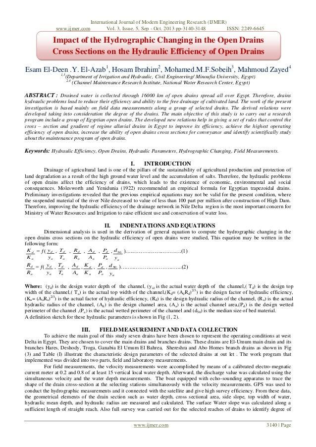 www.ijmer.com  International Journal of Modern Engineering Research (IJMER) Vol. 3, Issue. 5, Sep - Oct. 2013 pp-3140-3148...