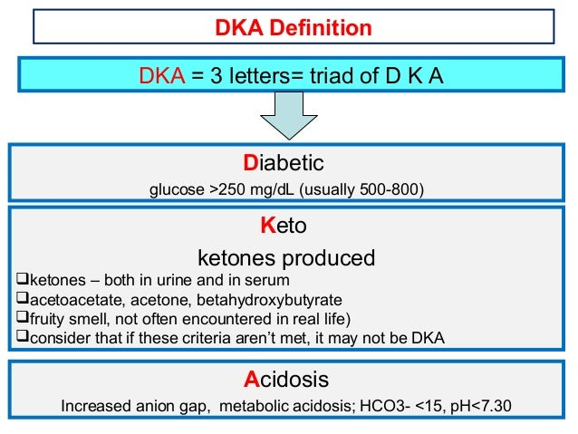 Ketosis Acidosis Definition | All About Ketogenic Diet
